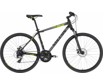 Велосипед Kellys CLIFF 70 BLACK GREEN (2020)