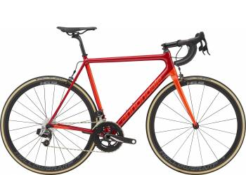 Велосипед Cannondale SUPERSIX EVO RED ETAP (2018)