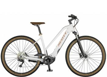 Велосипед Scott Sub Cross eRIDE 10 Lady (2020)