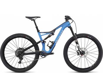 Велосипед Specialized Stumpjumper FSR Comp Carbon 650b (2017)
