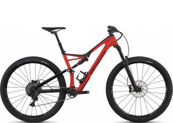 Велосипед Specialized Stumpjumper FSR Expert Carbon 29 (2017)