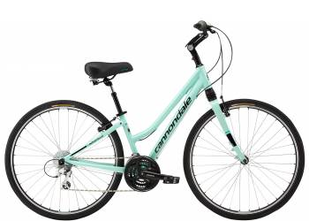 Велосипед Cannondale Adventure Women 1 (2016)
