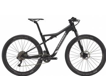 Велосипед Cannondale SCALPEL-SI BLACK INC. (2018)