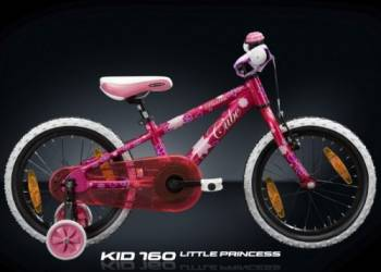 Велосипед Cube Team Kid 160 Little Princess (2009)
