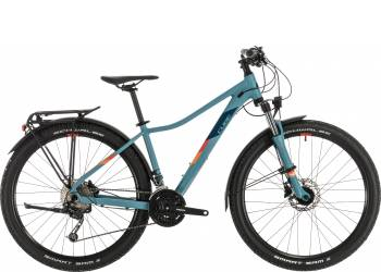 Велосипед Cube ACCESS WS PRO ALLROAD 27,5 (2020)
