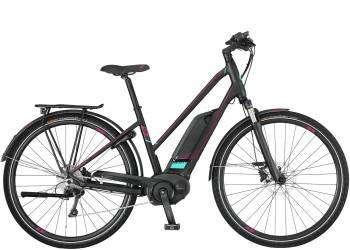 Велосипед SCOTT E-SUB SPORT 10 LADY BIKE (2017)