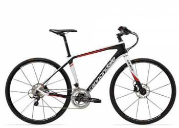 Велосипед Cannondale Quick Carbon 1 (2014)