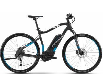 Велосипед Haibike SDURO Cross 5.0 men 500Wh 9s Alivio (2018)