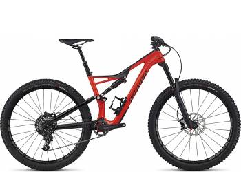 Велосипед Specialized Stumpjumper FSR Expert Carbon 650b (2017)