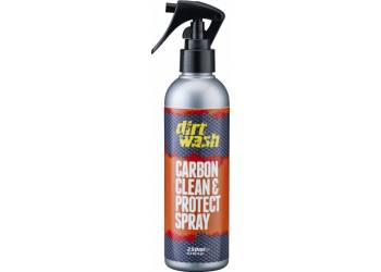 Спрей WELDTITE DIRTWASH CARBON CLEAN & PROTECT SPREY 2 в 1 для карбон. рам 250 мл. 7-03062