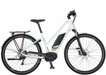 Велосипед SCOTT E-SUB SPORT 20 LADY BIKE (2017)
