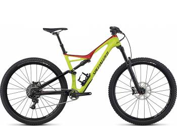 Велосипед Specialized Stumpjumper FSR Comp Carbon 29 (2017)