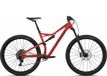 Велосипед Specialized Stumpjumper FSR Comp 29 (2017)