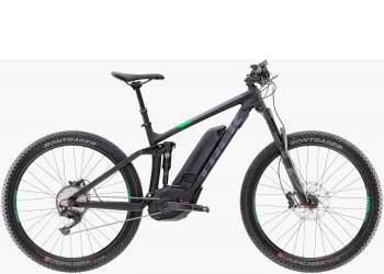 Велосипед Trek POWERFLY 8 FS PLUS (2017)