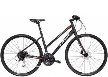 Велосипед Trek FX 3 Women's Disc Stagger (2019)