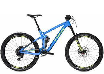 Велосипед Trek Slash 9 27.5 (2016)