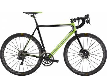 Велосипед Cannondale SUPERSIX EVO HI-MOD DISC TEAM (2018)