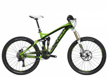 Велосипед Trek Slash 9 (2012)