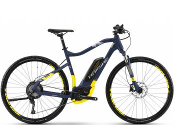 Велосипед Haibike SDURO Cross 7.0 women 500Wh 11s XT (2018)