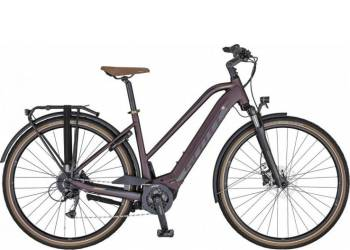 Велосипед Scott Sub Active eRIDE Lady (2020)