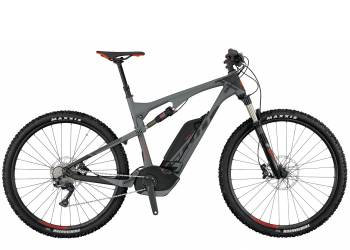 Велосипед SCOTT E-GENIUS 920 BIKE (2017)