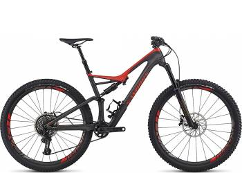 Велосипед Specialized S-Works Stumpjumper FSR 29 (2017)