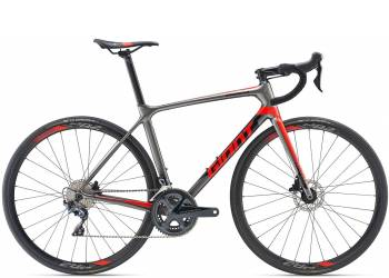 Велосипед Giant TCR Advanced 1 Disc KOM (2019)