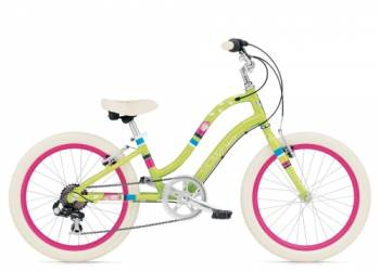 "Велосипед Electra Kids Townie 7D 20"" Girl (2010)"