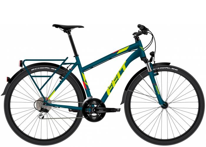 Велосипед Felt QX70 EQ Women (2018)