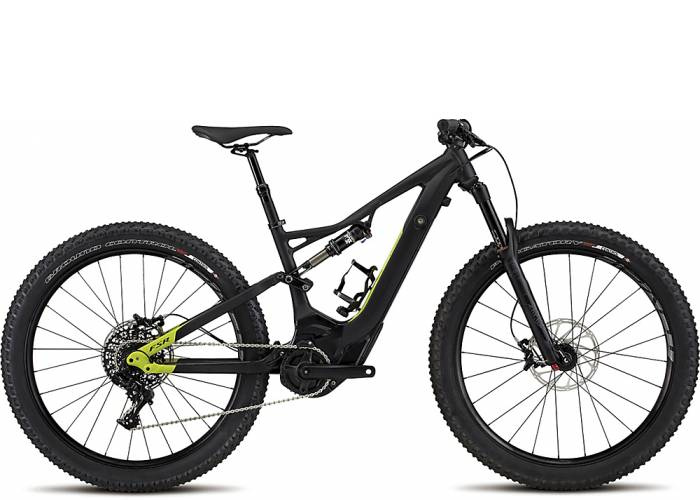 Велосипед Specialized Women's Turbo Levo FSR Comp 6Fattie (2018)
