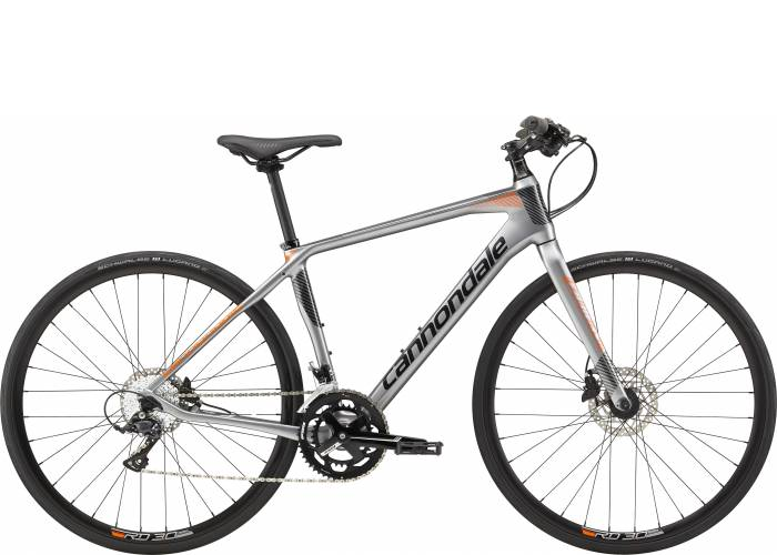 Велосипед Cannondale QUICK CARBON 2 (2018)