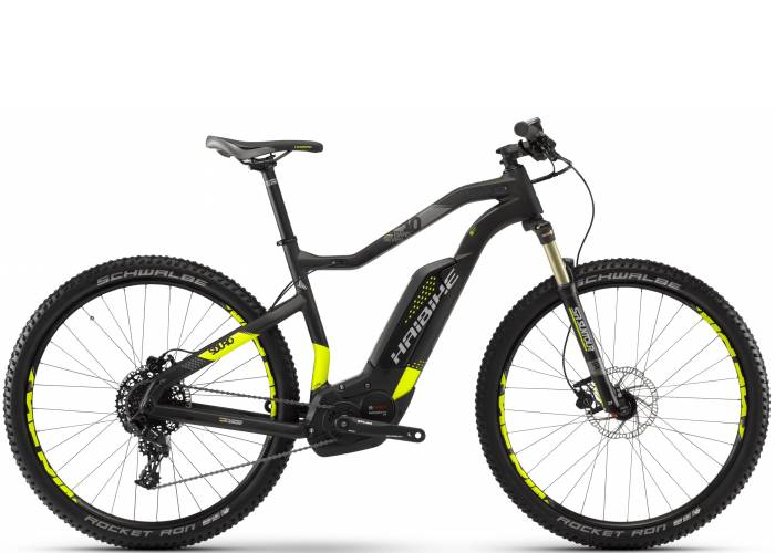 Велосипед Haibike SDURO HardSeven Carbon 8.0 500Wh 11s NX (2018)
