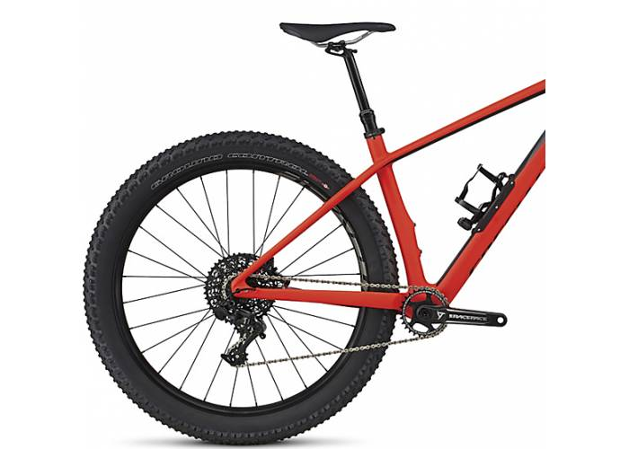 Велосипед Specialized Fuse Expert Carbon 6Fattie (2018) 2