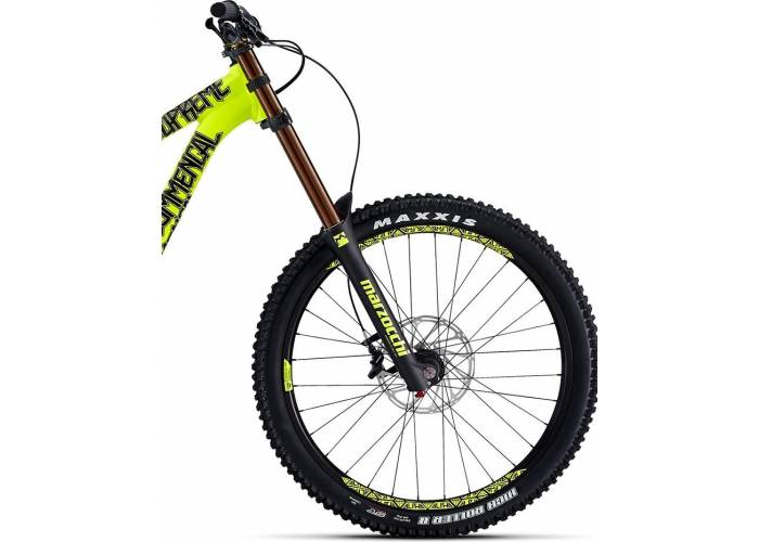 Велосипед Commencal Supreme DH ORIGIN 650b (2015) 1