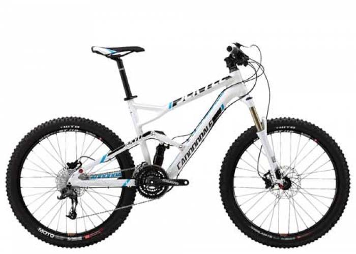 Велосипед Cannondale Jekyll 4 (2014)
