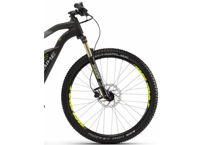 Велосипед Haibike SDURO HardSeven Carbon 8.0 500Wh 11s NX (2018) 2