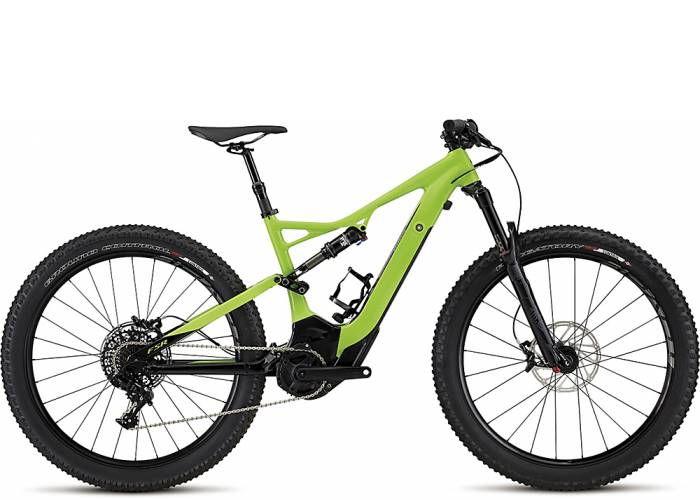 Велосипед Specialized Turbo Levo FSR Comp 6Fattie (2018)