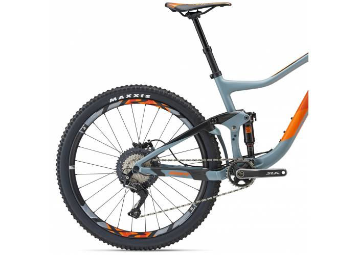 Велосипед Giant Trance Advanced 2 (2018) 2