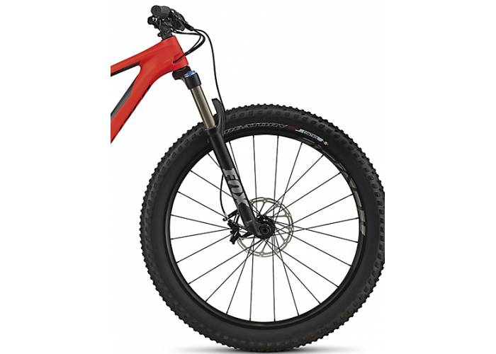 Велосипед Specialized Fuse Expert Carbon 6Fattie (2018) 1