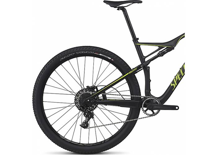 Велосипед Specialized Epic FSR Comp Carbon World Cup (2018) 2