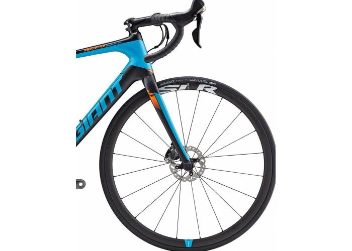 Велосипед Giant Defy Advanced Pro 1 (2018) 2