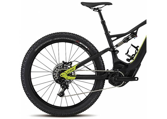 Велосипед Specialized Women's Turbo Levo FSR Comp 6Fattie (2018) 1