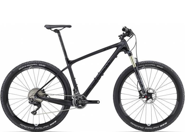Велосипед Giant XTC Advanced 27,5 1 (2016)