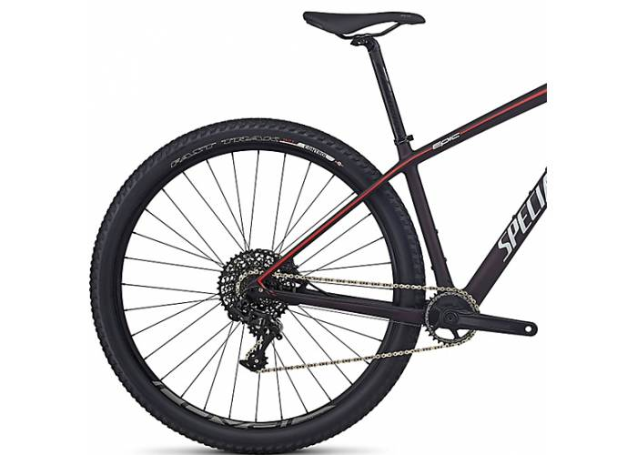 Велосипед Specialized Women's Epic HT Expert Carbon World Cup (2018) 2